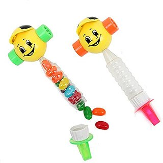 Dazzling Toys Smiling Whistle Candy Holder 2 Pack