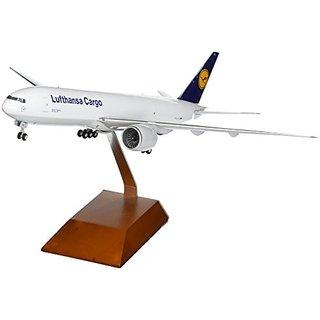 Gemini200 Lufthansa Cargo B777F Die Cast Aircraft (1:200 Scale)