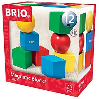 Contains 6 blocks and 2 balls-Bright colors and high gloss-No removeable parts, choke safe-Perfect for toddlers-null