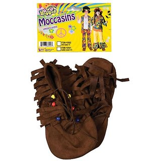 Kids Hippy or Indian Moccasins