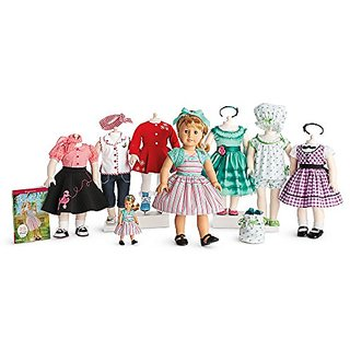 American Girl Maryellen Doll & 50s Fashion Collection