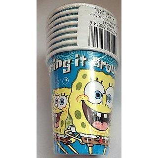 Spongebob Squarepants 8 Party Cups