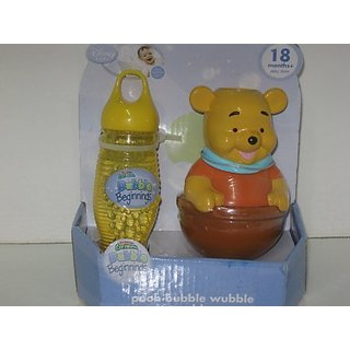 Disney Baby Pooh Bubble Wubble Tumbler