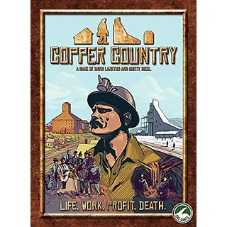 Copper Country Board Game