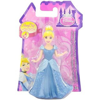 Disney Princess Little Kingdom MagiClip Fashion Cinderella Doll