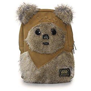 Loungefly Mini Star Wars Backpack (Ewok)