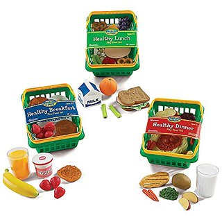 Learning Resources Healthy Foods Playset