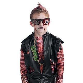 Rubies Costume Co Eyeball Prosthetic Glassed Costume