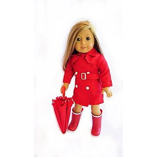 Designed especially for your special Doll (Doll Not Included)-The perfect gift for girls for the holidays-Doll Clothes