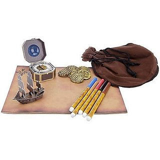 Pirates of the Caribbean Buried Treasure Kit