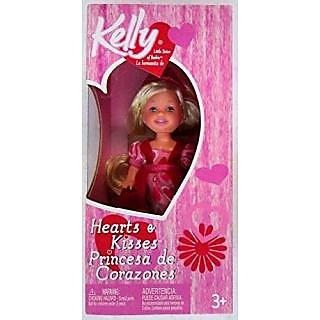 Kelly ~ Hearts and Kisses
