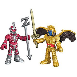 Fisher-Price Imaginext Power Rangers Goldar and Lord Zedd Action Figure