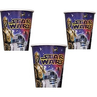 Star Wars Paper Party Cups 9 Oz (24 Count)