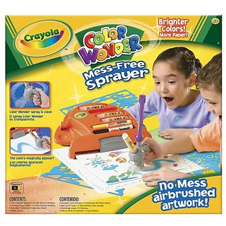 Crayola Color Wonder Sprayer
