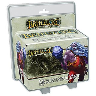 BattleLore 2nd Edition: Mountain Giant Reinforcement Pack Board Game