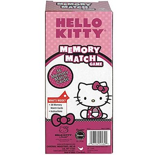 1 X Hello Kitty Memory Match Game by Sanrio