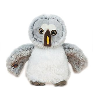 Webkinz Plush Stuffed Animal Grey Owl