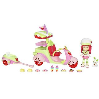 Strawberry Shortcake Strawberry Scooter
