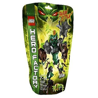 Features removable light-green evil brain, vine hand, root claw feet and devastating wrecking mace.-Includes highly dur