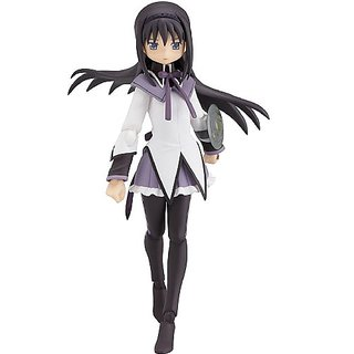 Good Smile Puella Magi Madoka Magica: Homura Akemi Figma Action Figure