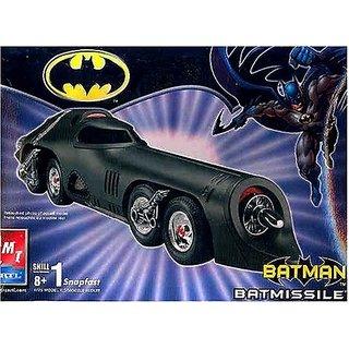 AMT Batman Batmissle Batmobile Model Kit