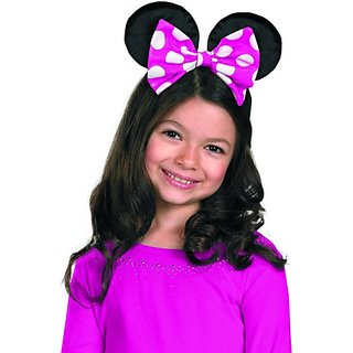 Minnie Mouse Bowtique - One Size Child