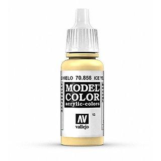 Vallejo Ice Yellow Paint, 17ml