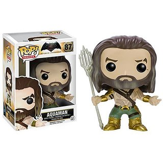 Funko Pop Heroes Batman V. Superman - Aquaman Vinyl Figure