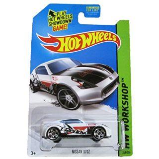 Hot Wheels - 2014 HW Workshop 249 250 - HW Performance - Nissan 370Z