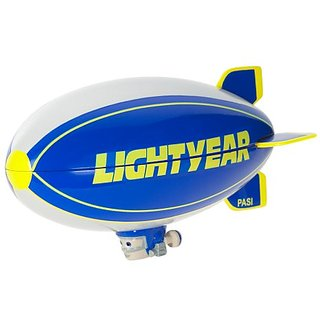 Disney Cars Deluxe Piston Cup Al Oft the Lightyear Blimp