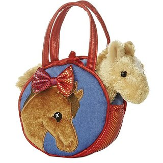 Pretty Pony Fancy Pals Pet Carrier