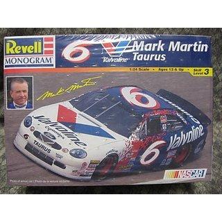 1998 Revell Monogram Mark Martin Valvoline Taurus 1 24 Scale