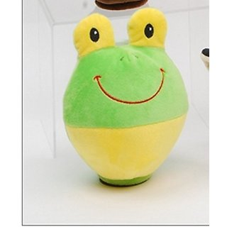 6 Inch Frog Coin Piggy Bank with Lights and Sound