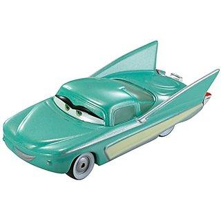 Disney Pixar Cars Flo Diecast Vehicle, 1:55 Scale