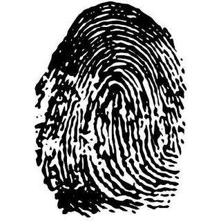 Wallmonkeys Fingerprint fingerprint - 30