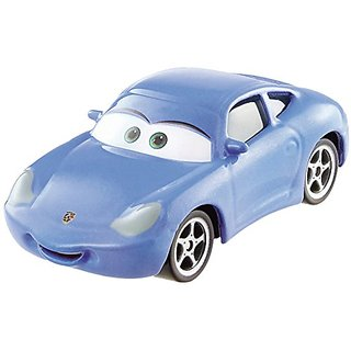 Disney Pixar Cars, Radiator Springs Die-Cast Vehicle, Sally with Tatoo #15 15, 1:55 Scale