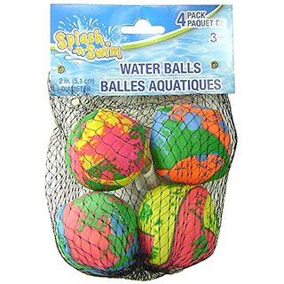 Splash-N-Swim Waters Balls - 4 Pack