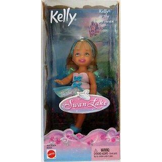 Barbie Swan Lake Kelly as the Baby Swan Doll