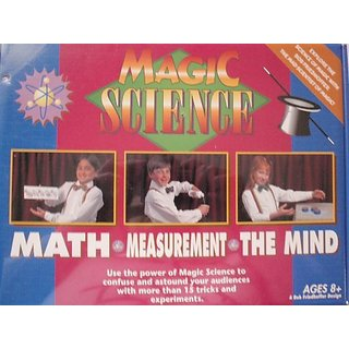 Magic Science: Math, Measurement, The Mind (By Educational Design)