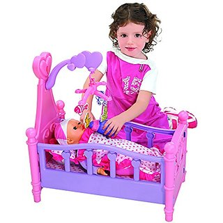 Berry Toys Babies Doll Bedtime Playset