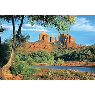 Master Pieces Parks & Places Sedona, Arizona Jigsaw Puzzle