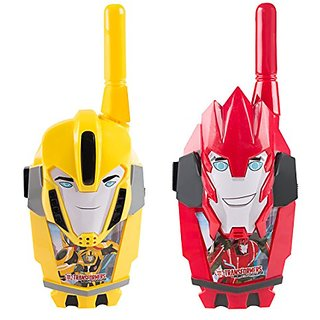 Transformers WT2-01096 Molded Walkie Talkies