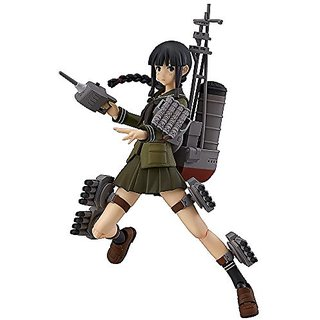 Max Factory Kantai Collection Kancolle Kitakami Figma Action Figure