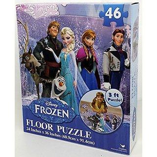 Disney Frozen Floor Puzzle (46-Piece) 24