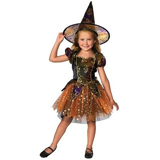 Lets Pretend Childs Elegant Witch Costume, Toddler