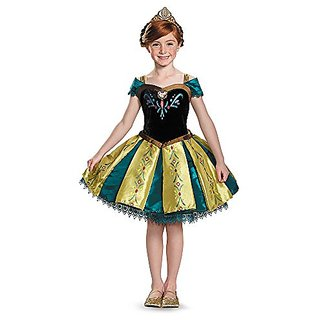 Disguise Anna Coronation Tutu Prestige Costume, Small (4-6x)