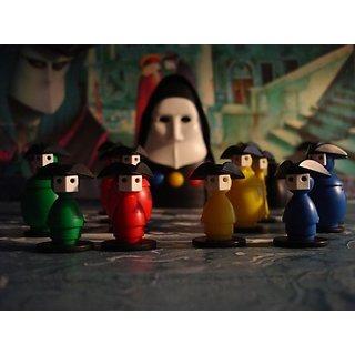 Inkognito - Deduction Board Game