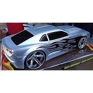 Chevrolet Camaro Die-cast Fiberglass Friction Powered Gm Official Licensed Model Car &