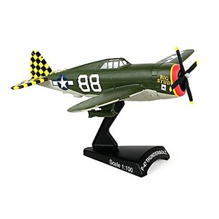 Postage Stamp PS5359-2 Republic P-47 Thunderbolt Big Stud 1:100 Scale