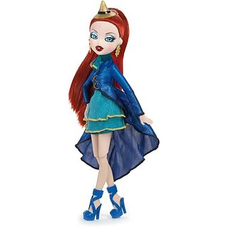 Bratzillaz Magic Night Out Doll - Meygana Broomstix